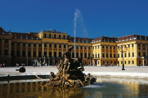 Schonbrunn Palace