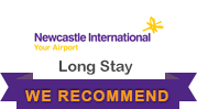 on airport long stay newcastle airport