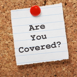 Know what you are covered for