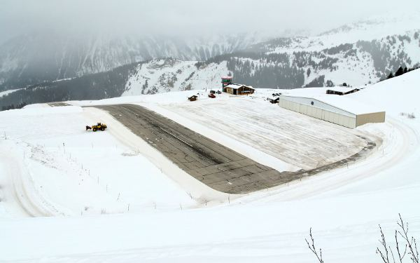 Courchevel Ramp