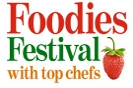 Foodies Festival Logo