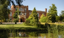 Ragdale Hall Spa in Leicestershire