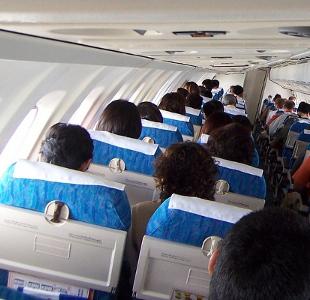 Interesting flight safety demonstrations