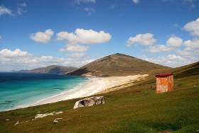Saunders Island Beach