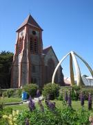 Whalebone Arch at Christ Church Cathedral