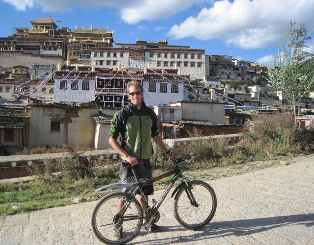 Cycling around China