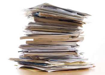 Pile of CVs