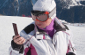 Phones on the slopes