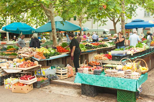 Stari Pazar - Green Market