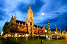 Marienplatz - 24 Hours In Munich