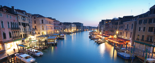 The city of Venice