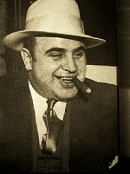 Al Capone of the Chicago Outfit