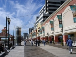 Atlantic City's infamous Boardwalk