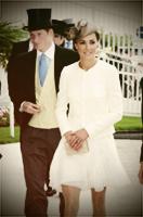 Royals at Epsom Derby