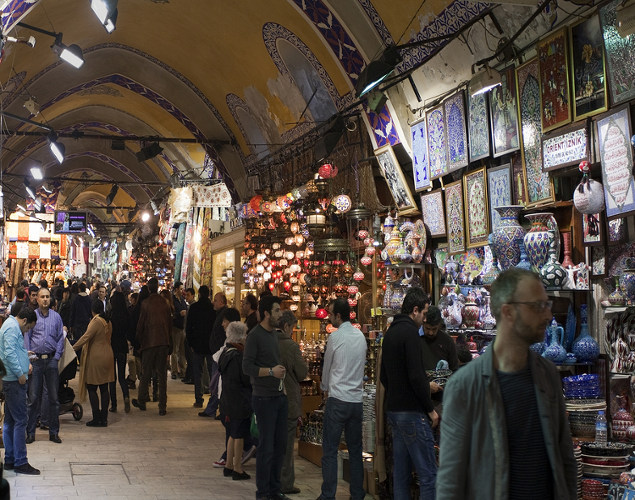 Grand Covered Bazaar