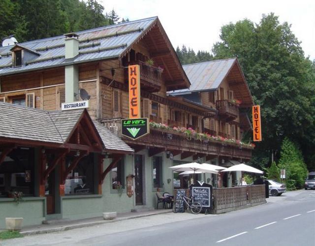 Hotel Le Vert, Chamonix, France