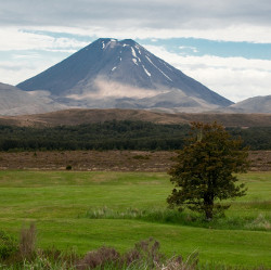 Tongariro - Mount Doom