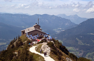 The Eagle's Nest in Berchtesgarden