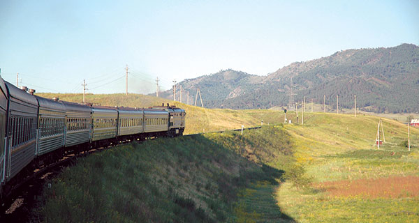 Trans Siberian Railways