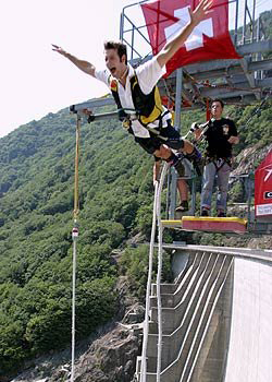 Verzasca Valley Bungee