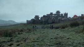 Winterfell, home of House Stark