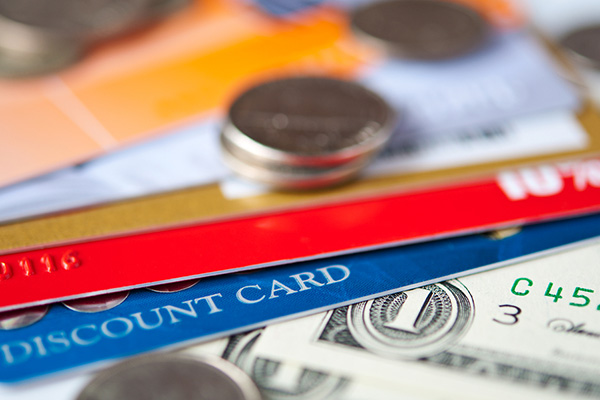 Get hold of a discount card
