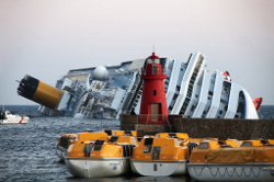 Costa Concordia collision
