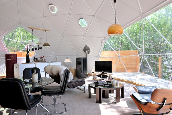 Ecopod Interior