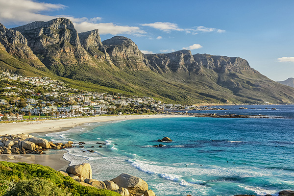 Honeymoon in South Africa