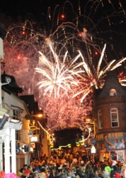 Newquay New Year's Eve