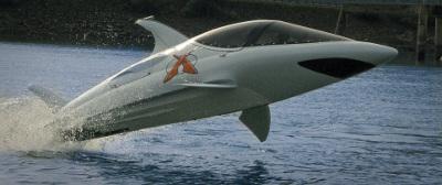 Sealbreacher Submarine
