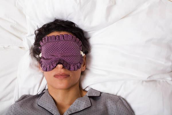 Take turns sleeping in