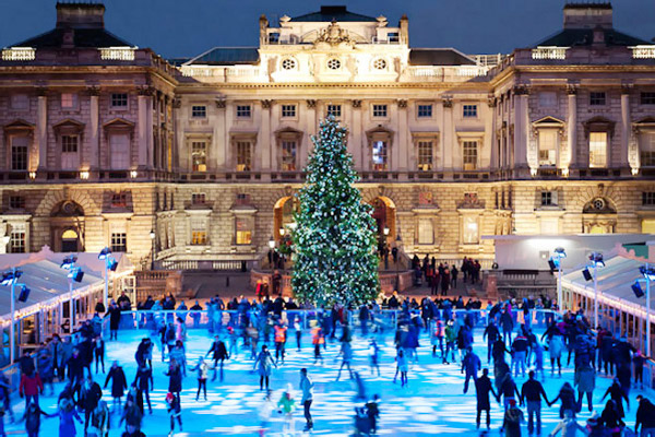 Top 10 Best Outdoor Ice Rinks In The UK - Essential Travel
