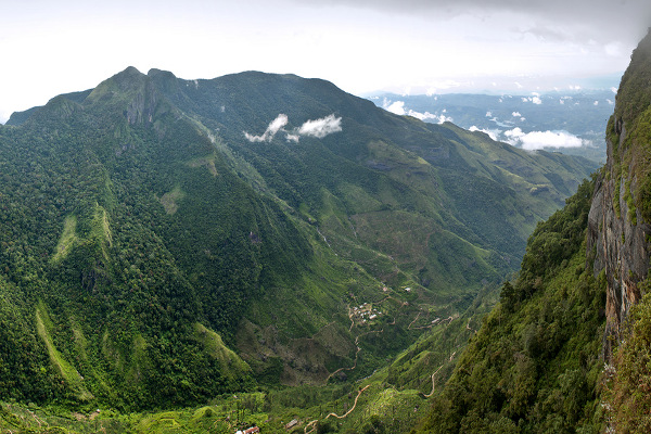 Hills of Sri Lanka