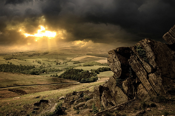 Visit the Peak District