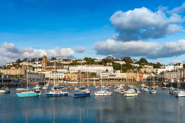 Torquay, Plymouth