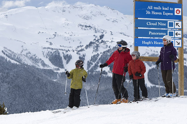 Whistler Blackcomb, British Columbia