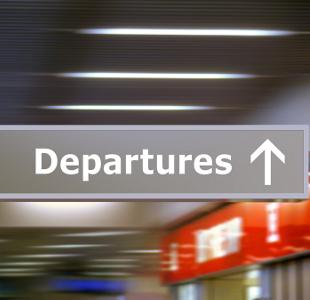Departure Flight