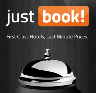 JustBook - The Hotel Booking App