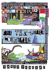The Ten-Letter Countries by David Jenkins