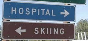 Safe Skiing