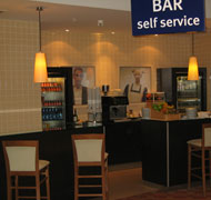 Lounge Self Service Bar