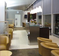 Servisair Stansted Lounge
