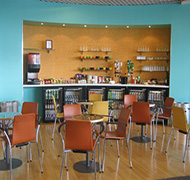 Birmingam Airport Lounge Refreshments