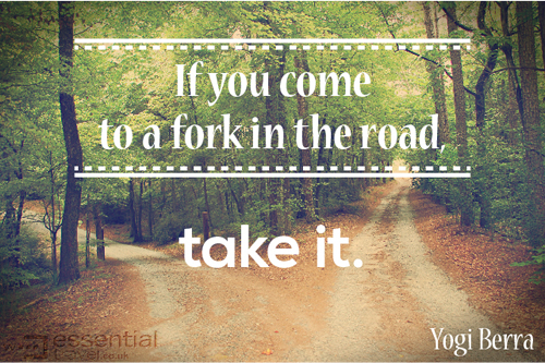 Fork In The Road Quotes. QuotesGram