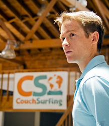 Casey Fenton, co-founder of CouchSurfing