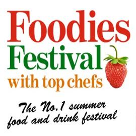 Clapham Common Foodies Festival Logo