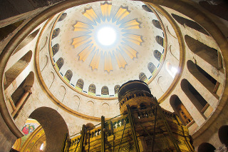 Church Of Sepulchre Dome