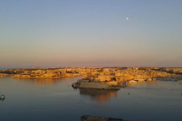 The beautiful city of Malta