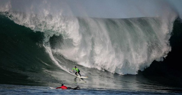 Mavericks Surf Competition, USA